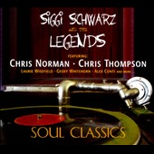 Siggi Schwarz: The  Legends Soul Classics [Digipak]