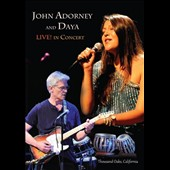 Daya/John Adorney: Live! In Concert [DVD]