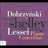 Dobrzynski and Lessel: Piano Concertos / Howard Shelley, piano