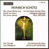 Sch&#252;tz: The Seven Last Words of Christ, etc / Gardiner