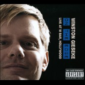 Winston Gieseke: On the Edge: Live at M Bar, Hollywood [PA] [Digipak]
