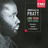 Awadagin Pratt - Live From South Africa