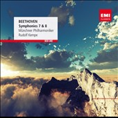 Beethoven: Symphonies 7 & 8 / Rudolf Kempe