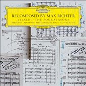 Andr&#233; de Ridder/Daniel Hope (Violin): Recomposed by Max Richter: Vivaldi's Four Seasons