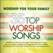 Various Artists: Worship for Your Family: 35 Top Worship Songs [Box]