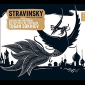 Stravinsky: The Rite of Spring; The Firebrid / Tugan Sokhiev