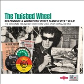 Various Artists: The  Twisted Wheel: Brazennose & Whitworth Street, Manchester 1963-71: It's Where It's At [Digipak]