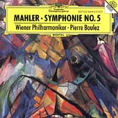 Mahler: Symphonie no 5 / Boulez, Wiener Philharmoniker