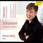 Schumann and His Daughters: Drei Klaviersonaten f&#252;r die Jugend, Op. 118; Klavierb&#252;chlein f&#252;r Marie; Album f&#252;r die Jugend, Op. 68 