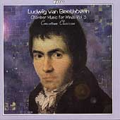 Beethoven: Chamber Music for Winds Vol 3
