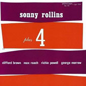Sonny Rollins: Sonny Rollins Plus 4 [Remastered]