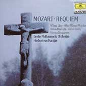Mozart: Requiem / Karajan, Lipp, R&#246;ssl-Majdan, Dermota et al