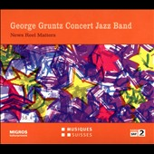 George Gruntz Concert Jazz Band: News Reel Matters [Digipak]