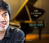 La Valse - works by Scriabin & Ravel / Sean Chen, piano
