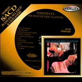 Eric Clapton: Time Pieces: The Best of Eric Clapton [SACD]