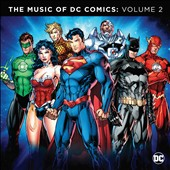 The Music of DC Comics, Vol. 2 / Various artists