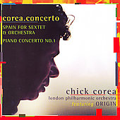 corea.concerto / Chick Corea, Origin, London Philharmonic
