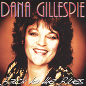 Dana Gillespie: Back to the Blues