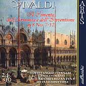 Vivaldi: Il Cimento no 7-12 / Montanari, Grazzi, Dantone