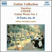 Guitar Collection - Coste: Guitar Works Vol 4 / McFadden