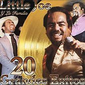 Little Joe y la Familia: 20 Grandes Exitos