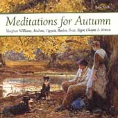 Meditations for Autumn - Brahms, Barber, Chopin, et al
