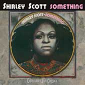 Shirley Scott: Something