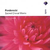 Penderecki: Sacred Choral Works / Kuivanen, Tapiola Choir