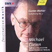 Mahler: Symphony no 7 / Gielen, SWR Sinfonieorchester