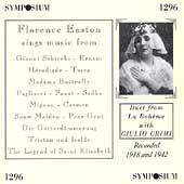 Symposium Opera Collection Vol 8 - Florence Easton