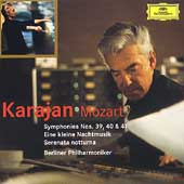 Karajan - The Collection - Mozart: Symphonies no 39-41, etc