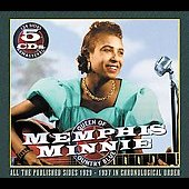 Memphis Minnie: Queen of Country Blues 1929-1937 [Box]