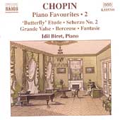 Chopin: Piano Favourites Vol 2 / Idil Biret
