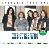 The Guess Who: Extended Versions (Collectables)