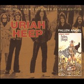 Uriah Heep: Fallen Angel [UK Expanded Deluxe Edition]
