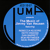 Rebecca Kilgore: The Music of Jimmy Van Heusen