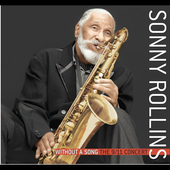 Sonny Rollins: Without a Song: The 9/11 Concert