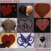 Herzt&ouml;ne - Love Songs / Singer Pur