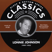 Lonnie Johnson: 1949-1952