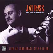 Joe Pass: Blues Dues (Live At Long Beach City College)