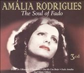 Amália Rodrigues: Soul of Fado [Goldies]
