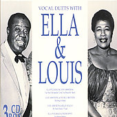 Ella Fitzgerald/Louis Armstrong: Vocal Duets with Ella & Louis [Box]