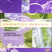 Forgotten Romance - Bruch, et al / Arnone, Lovelace, et al
