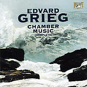 Grieg: Complete Chamber Music / Raphael Quartet, et al