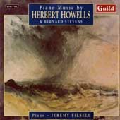 Howells/Stevens: Piano Music