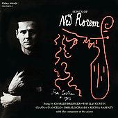 Rorem: Songs / Curtin, Bressler, Gramm, D'Angelo, Rorem