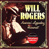 Will Rogers: America's Legendary Humorist [Legacy]