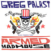 Greg Palast: Live from the Armed Madhouse *
