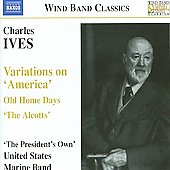 Ives: Variations on