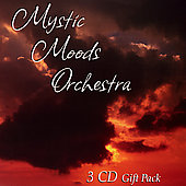 Mystic Moods Orchestra: 3 CD Gift Pack [Box]